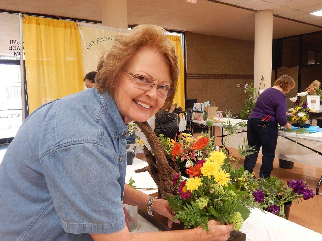 San Antonio Garden Center Floral Design School